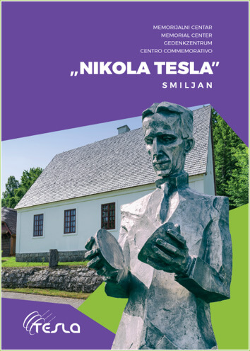 Memorial Center ''Nikola Tesla'' Smiljan - Brochure